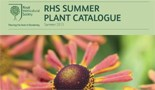 RHS Summer Catalogue